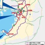G20大阪サミット期間中の高速道路通行止め区間
